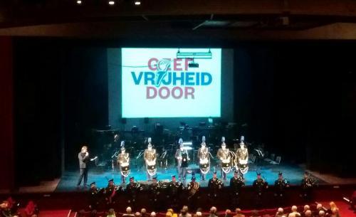 Optreden Oranjerie Roermond 17 dec. 2019